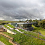 The Sill Visitors Centre, Northumberland National Park